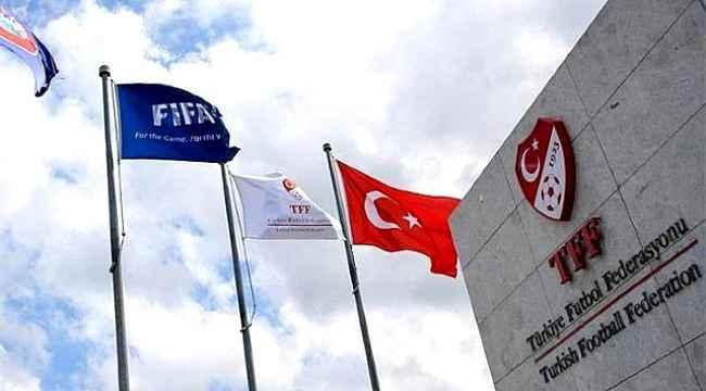 Türkiye Futbol Federasyonu maçlara Haziran'da başlama kararı aldı