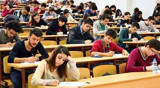 Üniversite sınavına girecek adaylar, sınav merkezlerini değiştirebilecek