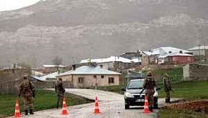 Van'da taziye çadırı kurulan mahallede vaka sayısı artıyor