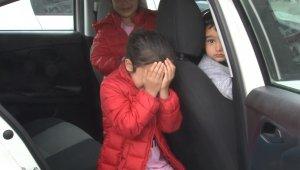 Yasak olmasına rağmen çocuklarını markete getiren babaya ceza