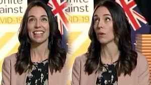 Yeni Zelanda Başbakanı, 5.9'luk depreme canlı yayında yakalandı