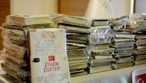 'Zimem' geleneği ile 22 mahallede 240 veresiye defteri satın alındı