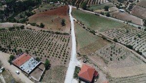 3 bin 500 metrekarelik alan beton parke taşı ile yenilendi