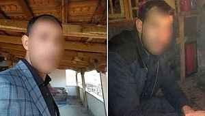 3 yaşındaki çocuğu boğarak öldüren katil su kuyusunda yakalandı
