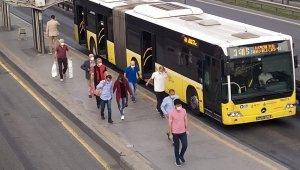 'YKS kısıtlaması' sonrasında İstanbul haftaya yoğunlukla başladı