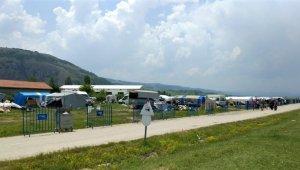 4 yaşında çocukta virüs çıkınca 200 nüfuslu çadır kent karantinaya alındı