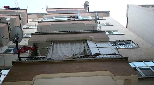 6. kattan düşen 4 yaşındaki çocuk hayatını kaybetti