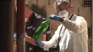 65 yaşındaki adam, birlikte alkol içtiği arkadaşını ağır yaraladı