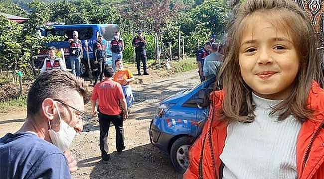 7 yaşındaki kayıp İkranur'dan kötü haber