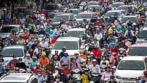 97 milyon nüfusla Çin'e komşu olan ülkede koronadan ölen yok