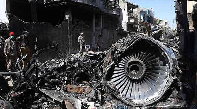 98 kişinin hayatını kaybettiği uçak kazasının düşme nedeni 'koronavirüs' çıktı
