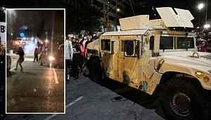ABD'de eylemciler bombayla ATM'yi patlatıp paraları almaya çalıştı