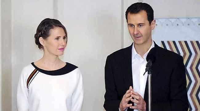 ABD'den Esed ve karısına