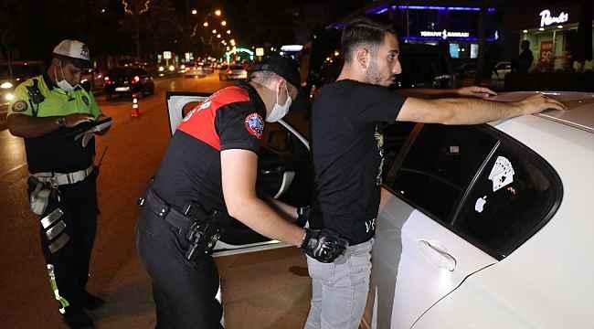 Adana'da 2 bin 565 polis ile helikopter destekli dev operasyon