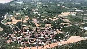Afet bölgesi helikopterden böyle görüntülendi - Bursa Haberleri