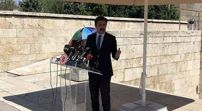 """AK Partili Özkan: """"2 bin avukat bir araya gelmek suretiyle yeni baro kurabilir"""""""