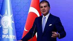 AK Parti Sözcüsü Çelik'ten 'Pençe-Kaplan' operasyonu hakkında açıklama