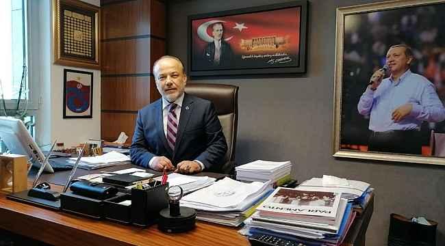 """AK Partili Yavuz; """"Gıdada taklit ve tağşiş'i önleyeceğiz"""""""