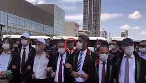 Akşener ve Yavaş'ın destek olduğu baro başkanları, Fevzioğlu'nu aralarına almadılar