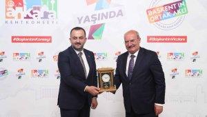 Ankara Kent Konseyi Birinci Yılında ATO yönetimini konuk etti