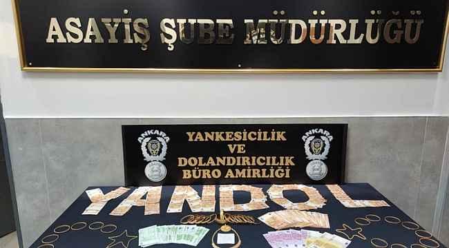 """Ankara polisinden """"Matador"""" operasyonu"""