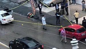 Ankara'da pompalı tüfekle ateş açan kimliği belirsiz kişiler 1 vatandaşı ağır yaraladı