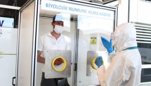 Antalya Havalimanına PCR testi laboratuvarı