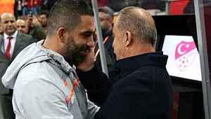 Arda Turan, Galatasaray'a transferiyle ilgili konuştu: