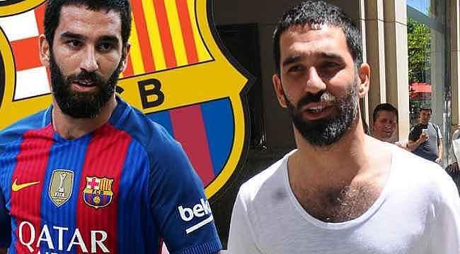 Arda Turan'ın Barcelona kariyeri bugün bitti.... Ve yeni adresi...