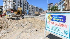 ASKİ, Keçiören Gazeller Caddesi'nin su baskınları çilesine son veriyor