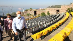 Ay ışığında sinema akşamları Eskihisar'da başlıyor