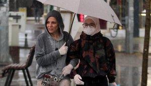 Aydın'a şiddetli yağış uyarısı
