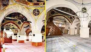 Badana mı restorasyon mu? Nasrullah Kadı Camisi'nin son hali tartışma çıkardı