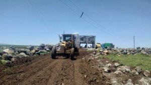 Bağlar Belediyesi kırsal yerleşim yerlerini 13 ayda hizmete doyurdu