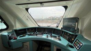 Türkiye'nin ürettiği yüksek hızlı tren için Bakan tarih verdi