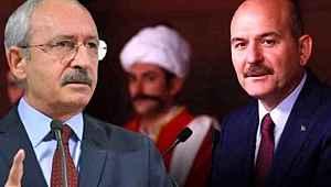 Bakan Soylu'dan, Kılıçdaroğlu'nun