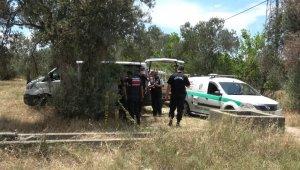 Besici, yol kenarında boğazı kesilerek öldürülmüş olarak bulundu