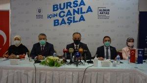 Başkan Alinur Aktaş, tarih verip açıkladı - Bursa Haberleri