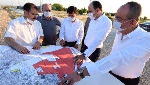 Başkanlar Karatay'ın yatırımlarını inceledi