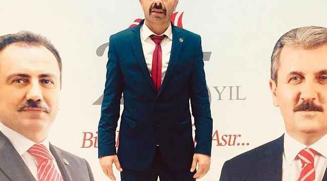 BBP Bilecik İl Başkanından birlik beraberlik çağrısı