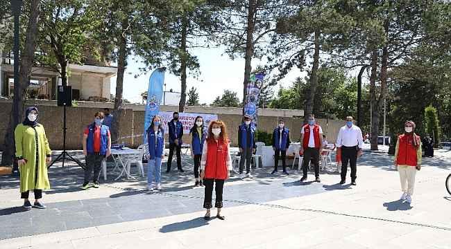 Belediye ve Gençlik Merkezinden evlerinde sıkılan çocuklara sürpriz etkinlik
