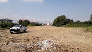 Beyciler Mahallesi'ne yeni yol açılıyor