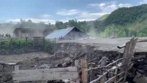 Bingöl'de 5.6 büyüklüğünde artçı deprem