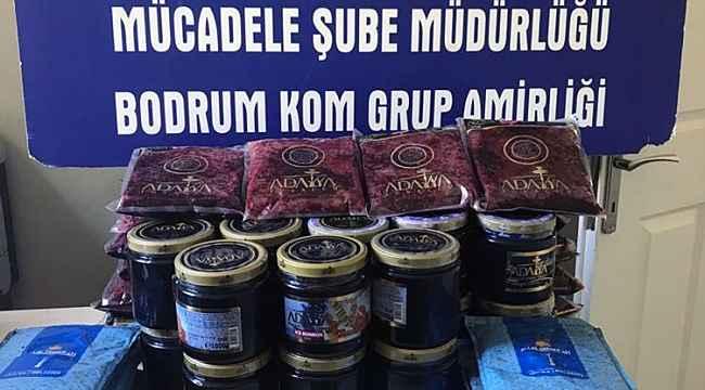 Bodrum'da gümrük kaçağı cinsel içerikli ürün operasyonu