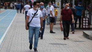Bolu'da maske takmayan 240 kişiye 216 bin lira para cezası