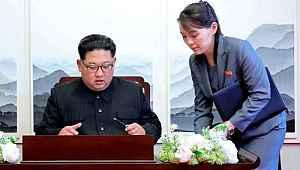 Bu kez de Kim Jong Un'un kız kardeşi Güney Kore'ye tehditler savurdu