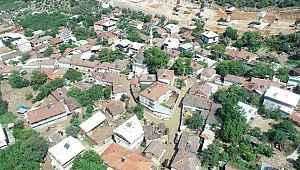 Bursa'da sel bölgesi havadan görüntülendi - Bursa Haberleri