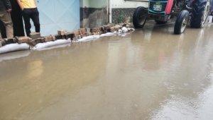 Bursa'da sel baskını - Bursa Haberleri