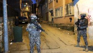 Bursa'da Dron destekli 2 bin 500 polisle şehit Erman Özcan operasyonu - Bursa Haberleri