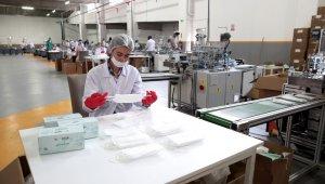 Bursa'da gıda ürünü, dezenfektan ve maske üretimi için rekor ruhsat başvurusu - Bursa Haberleri